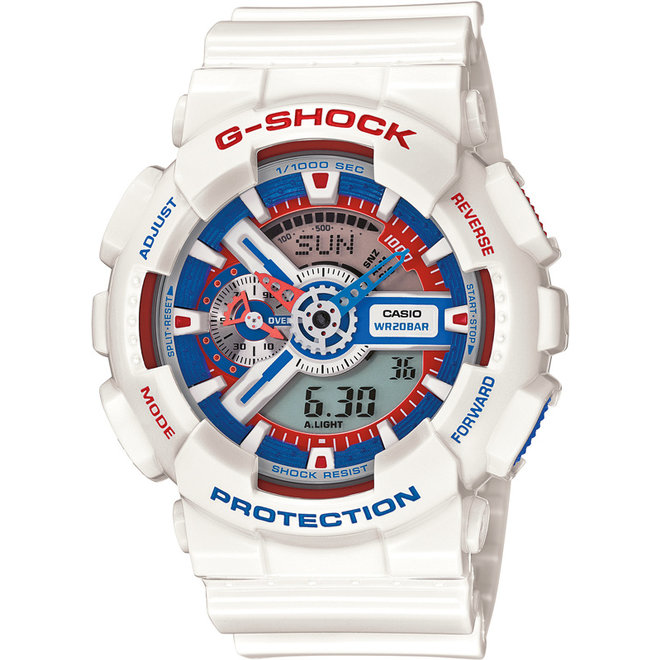 Casio G-Shock GA-110TR-7AER