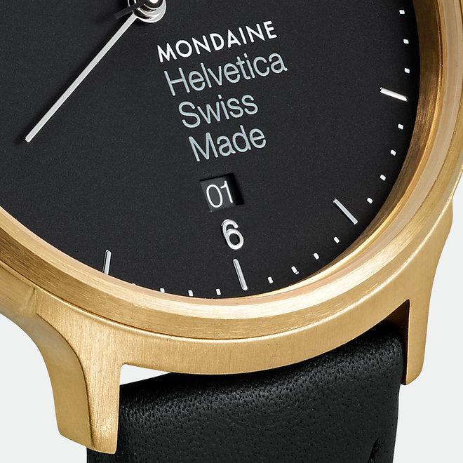 Mondaine Helvetica No1 Light MH1.L2221.LB