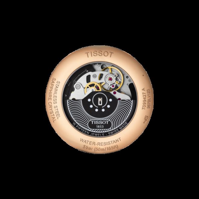 Tissot T-Classic Chemin des Tourelles Automatic T099.427.36.038.00