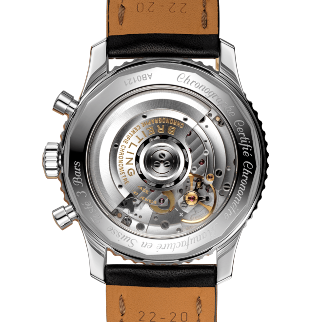 Breitling Navitimer B01 Chronograph 43 AB0121211B1X2