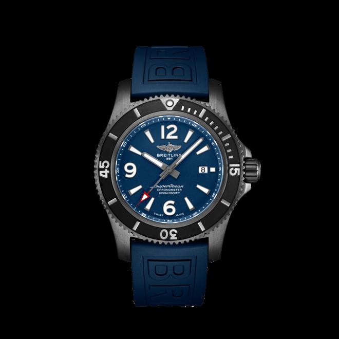 Breitling Superocean Automatic 46 Black Steel M17368D71C1S1