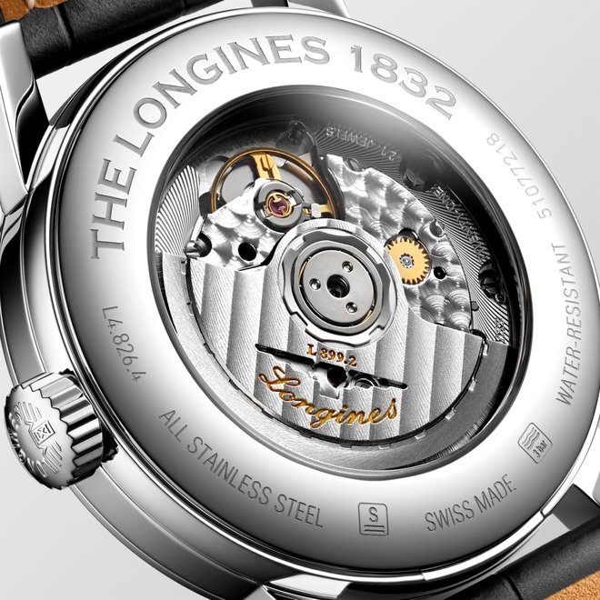 Longines The Longines 1832 L4.826.4.92.2