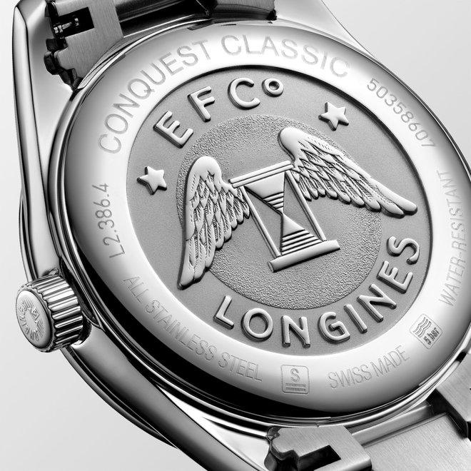 Longines Conquest Classic L2.386.4.88.6