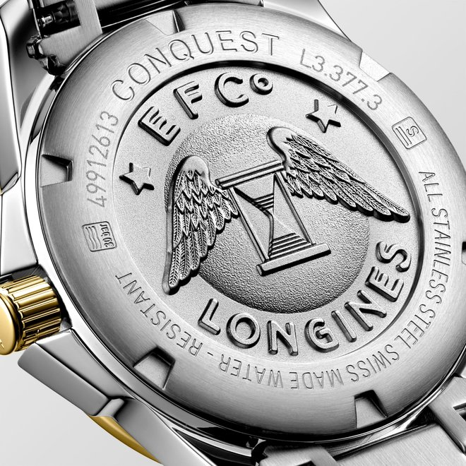 Longines Conquest L3.377.3.87.7