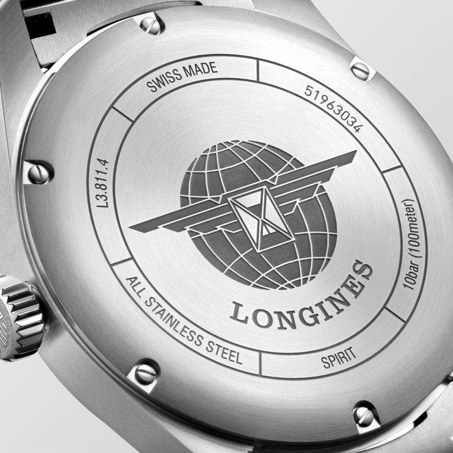 Longines  Spirit L3.811.4.93.6