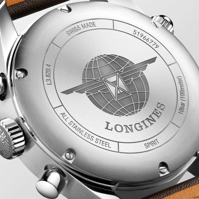 Longines  Spirit L3.820.4.53.0
