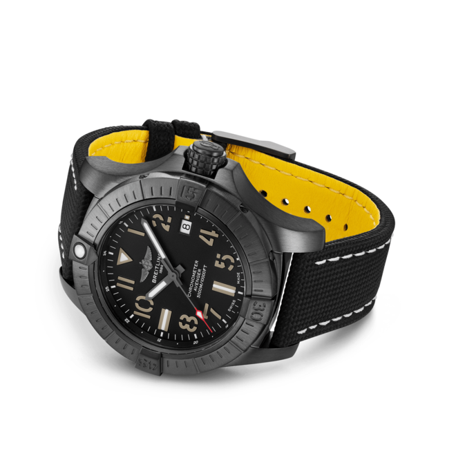 Breitling Avenger 45 seawolf Night Mission V17319101B1X2