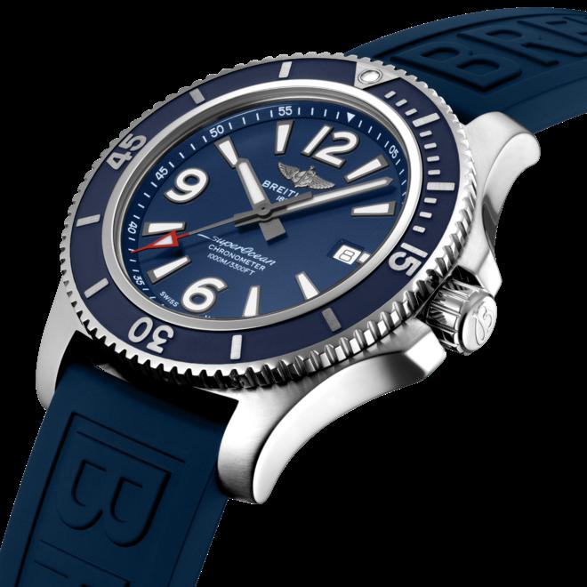 Breitling Superocean Automatic 44  A17367D81C1S1