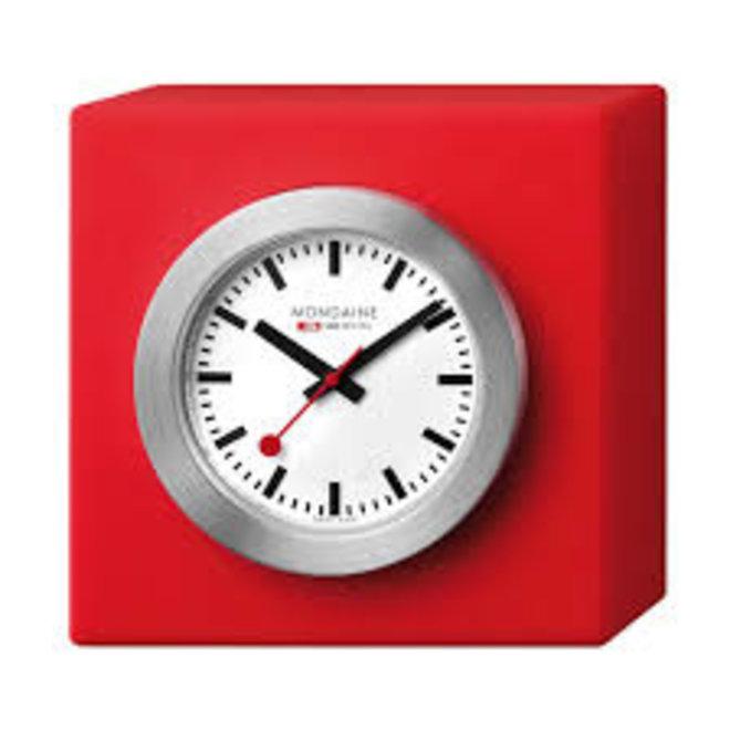 Mondaine Desk Clock A660.30318.84SBB