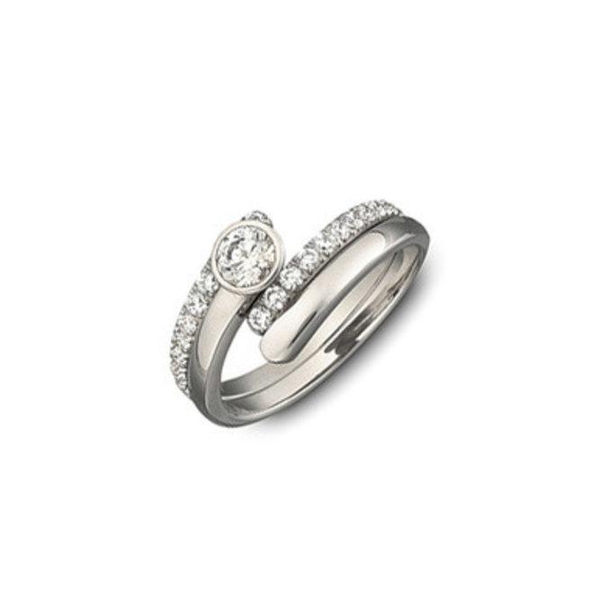 Swarovski 1023653 Radiance Ring