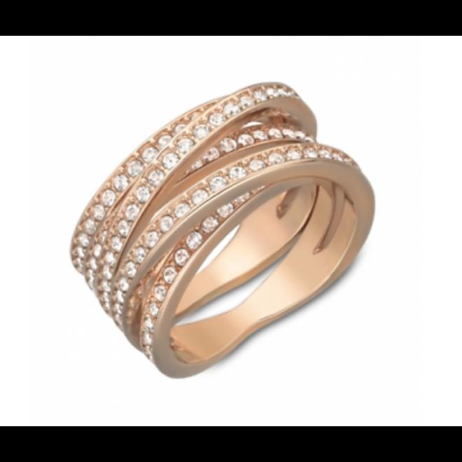 Swarovski 5063925 Spiral Ring
