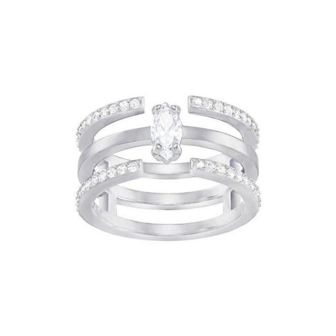 Swarovski 5253274 Crystal Clear Ring