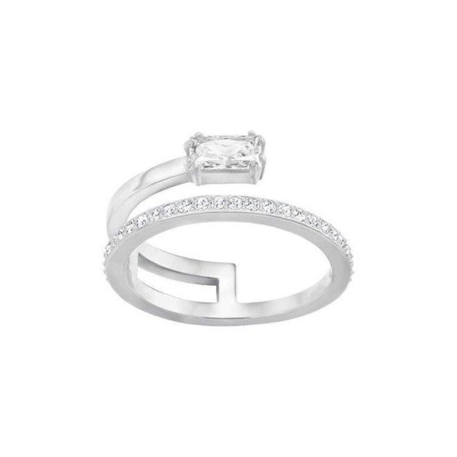 Swarovski 5286711 Gray Ring