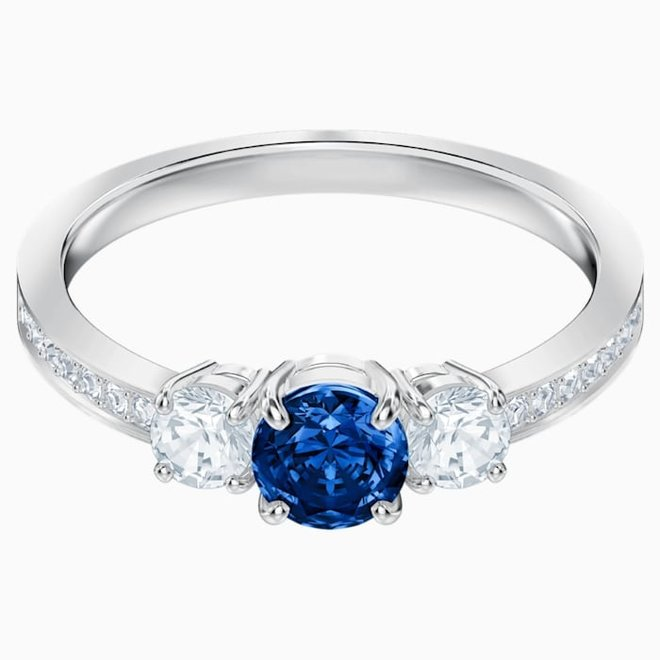Swarovski 5416152 Attract Trilogy Ring