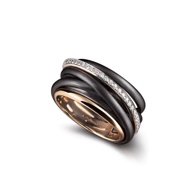 Al Coro Neraviglia ring roségoud  R7209R