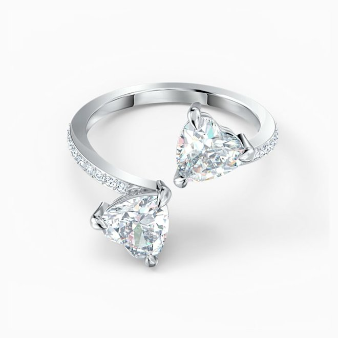 Swarovski 5512854 Attract Soul Ring
