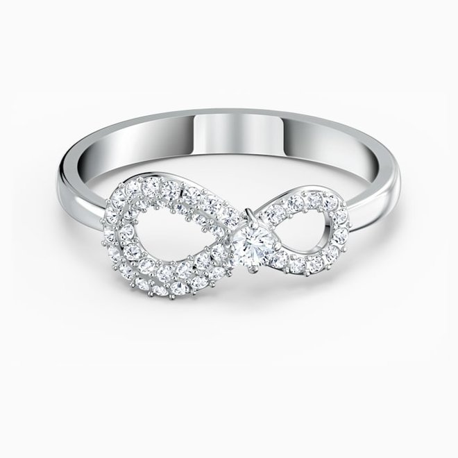 Swarovski 5535401 Infinity Ring