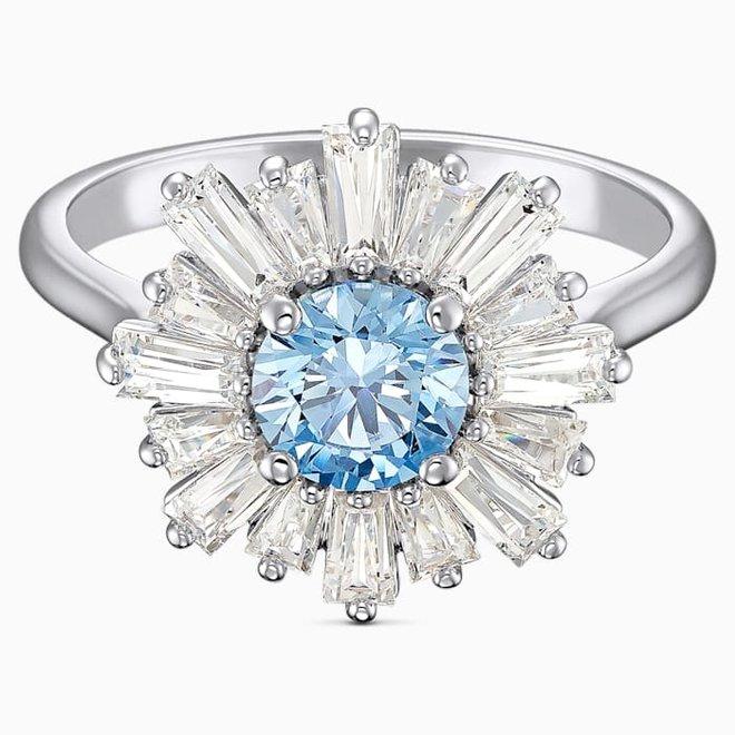 Swarovski 5536743 Sunshine Ring