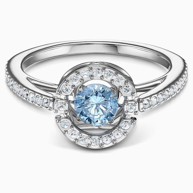 Swarovski 5537794 Sparkling Dance Ring