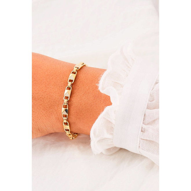 Michael Kors armband Mercer Link MKC1004AN710M