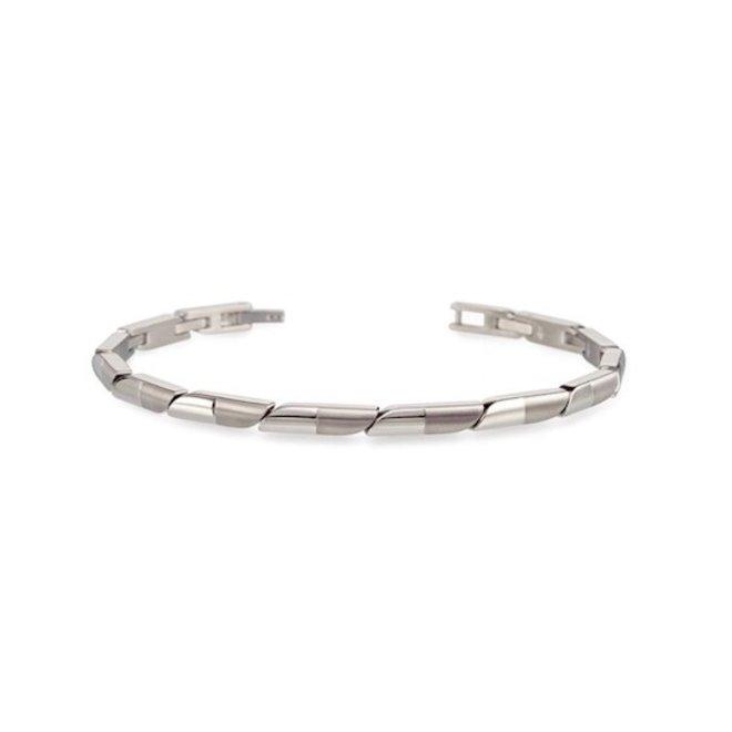 Boccia Titanium armband 03008-01