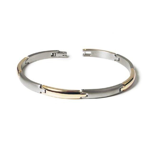 Boccia Titanium armband 0320-03