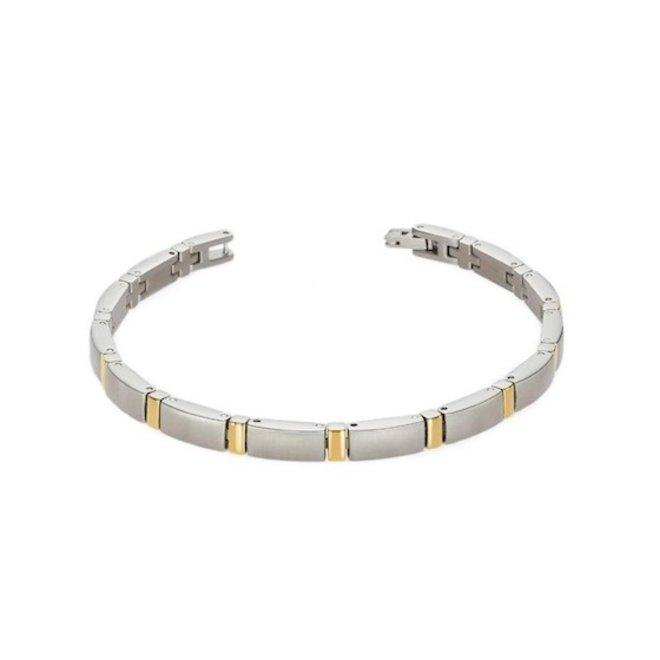 Boccia Titanium armband 0371-02