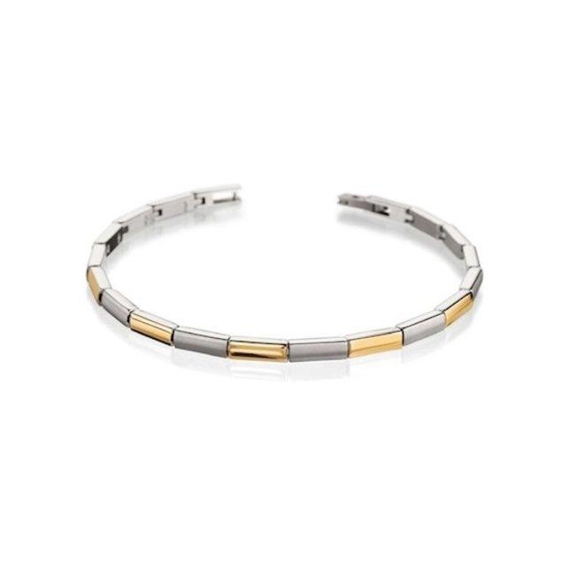 Boccia Titanium armband 0387-02