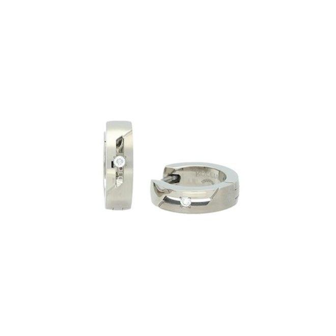Boccia Titanium oorsieraad 05045-03