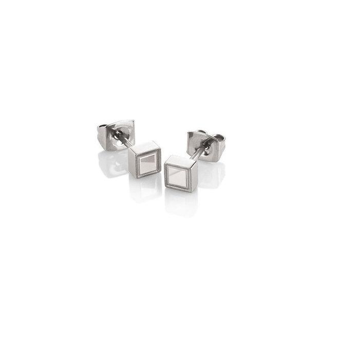 Boccia Titanium oorsieraad 0575-01