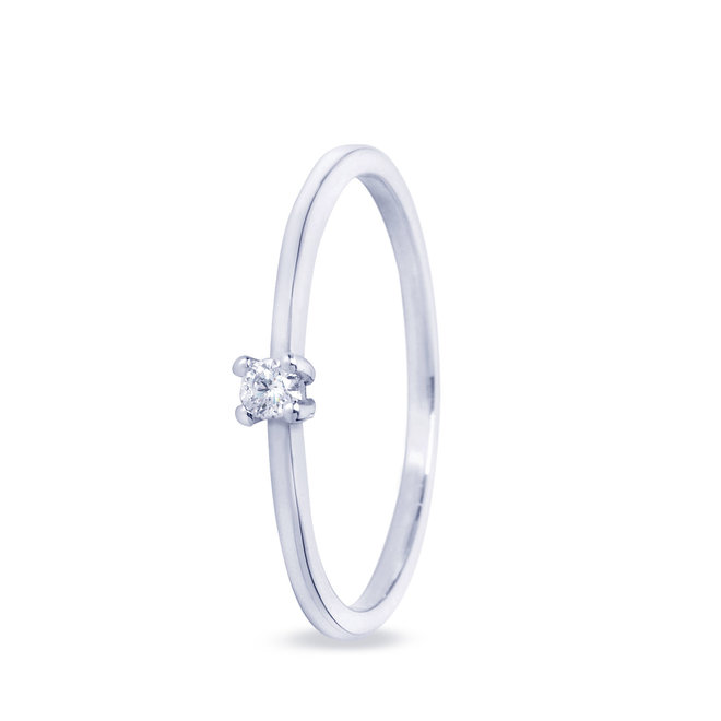 Miss Spring ring Brilliantly Briljant  MSR506WG-DI