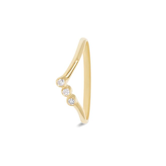 Miss Spring ring Nova MSR580GG