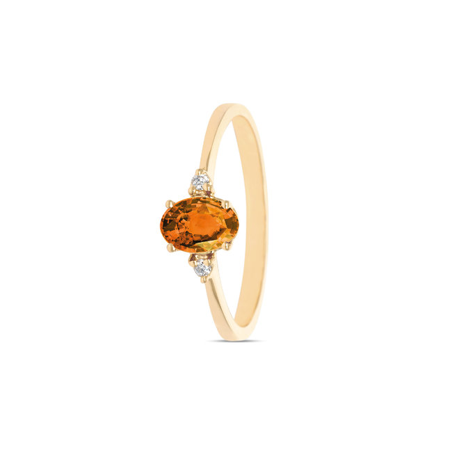 Miss Spring ring Helena carneool MSR583GG-CA