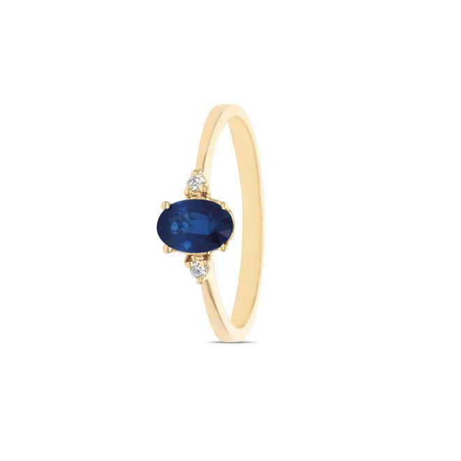 Miss Spring ring Helena saffier MSR583GG-SA