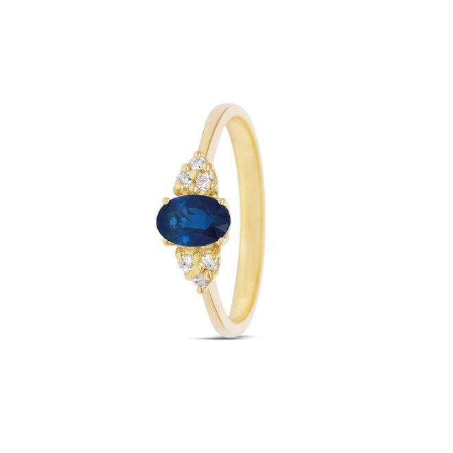 Miss Spring ring Hanna saffier MSR584GG-SA