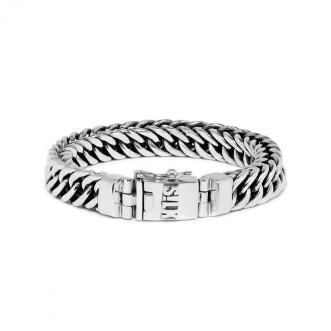 S!lk Jewellery armband DOUBLE LINKED 108