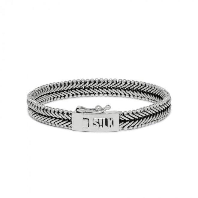 S!lk Jewellery armband CLASSIC CHEVRON 235