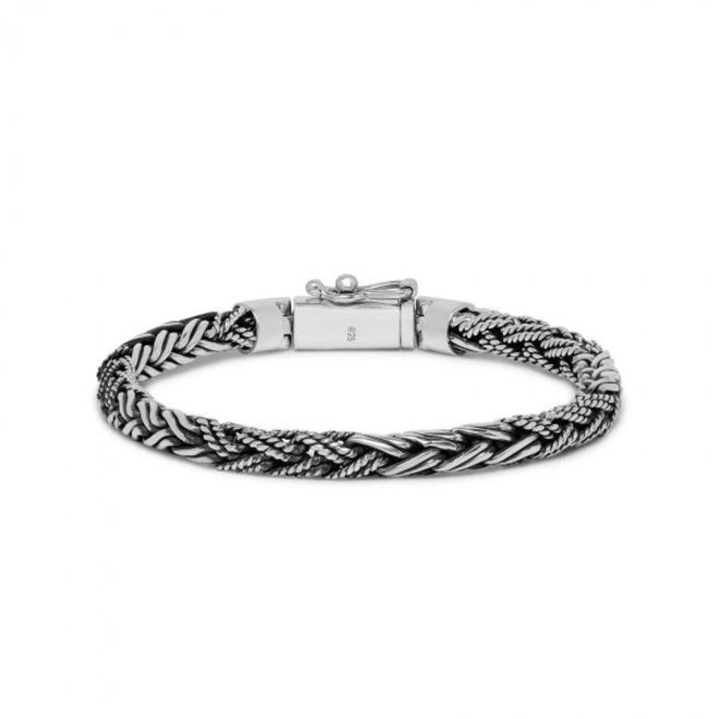 S!lk Jewellery armband DOUBLE FOX 372