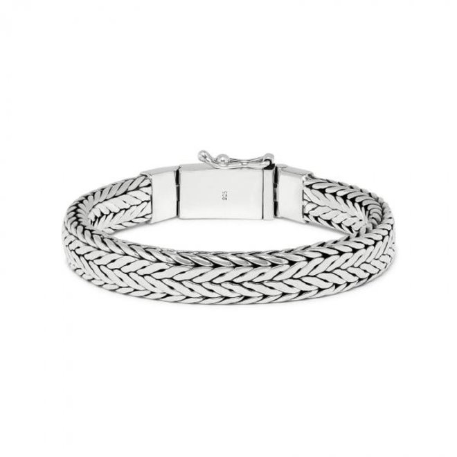 S!lk Jewellery armband ALPHA 390