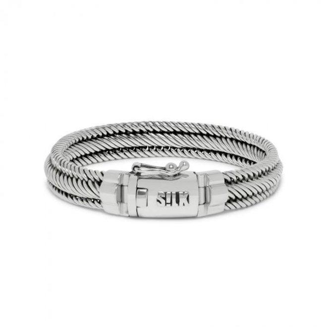S!lk Jewellery armband WEAVE 731