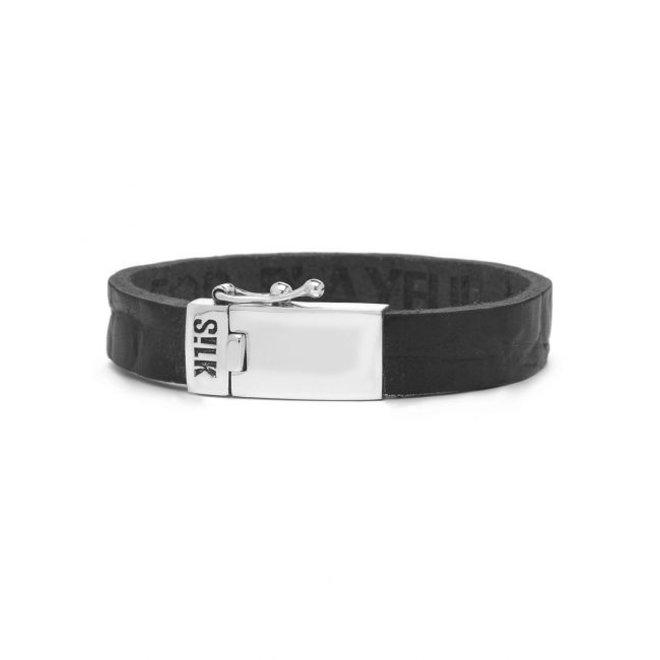 S!lk Jewellery armband ALPHA 841BKC