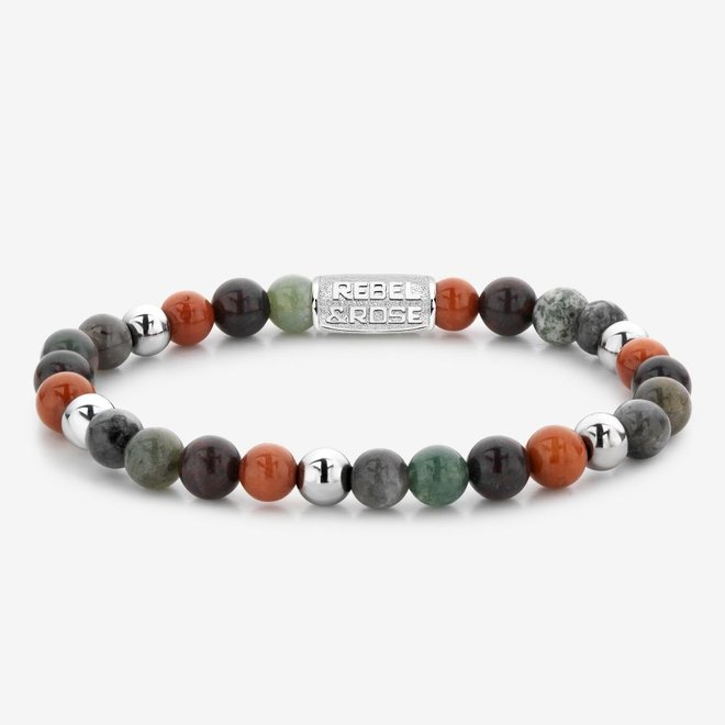 Rebel&Rose armband More Balls Than Most - Warm Winter wishes 60058-S