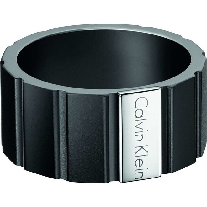 Calvin Klein ring Plate KJ5SBR280111