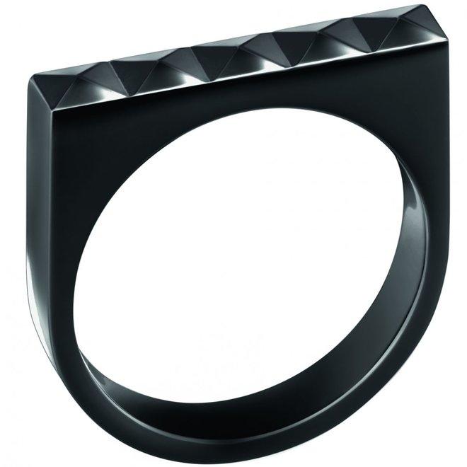 Calvin Klein ring Edge KJ3CBR100107