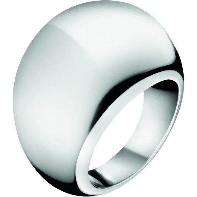 Calvin Klein ring Ellipse KJ3QMR000108
