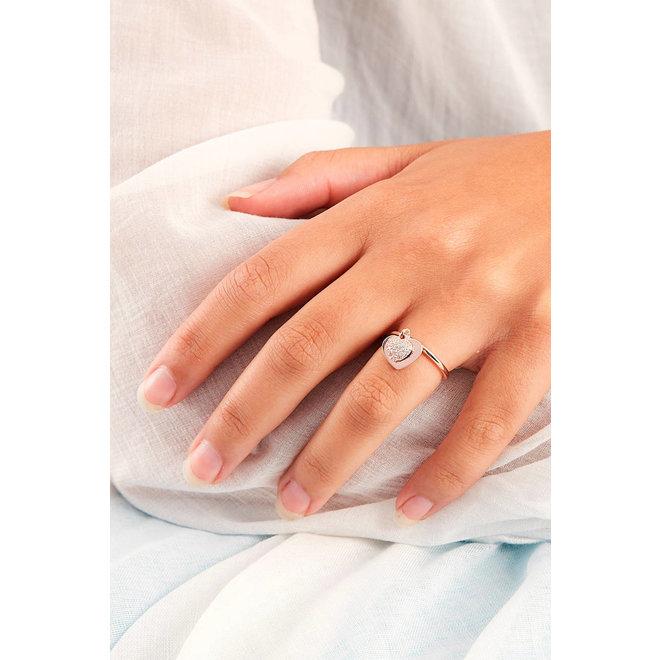 Michael Kors ring Kors Love MKC1121AN791
