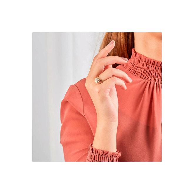 Michael Kors ring Kors Love MKC1121AN710