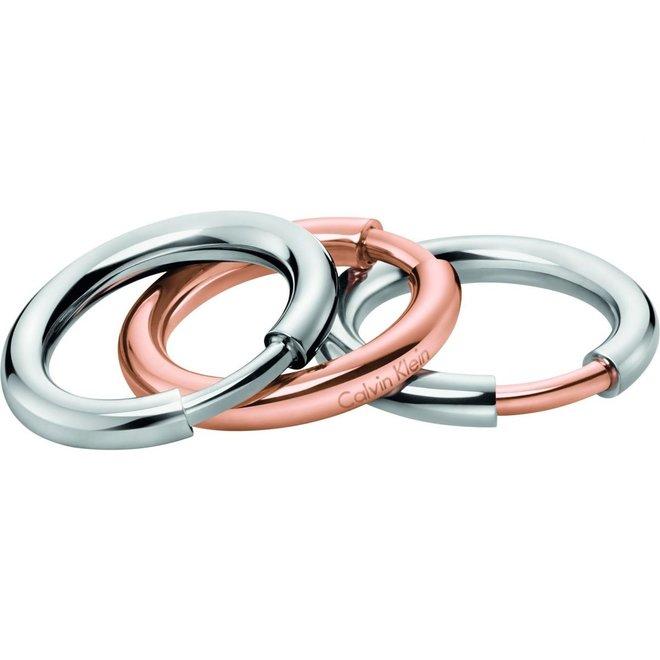 Calvin Klein ring Disclose KJ5FMR200108