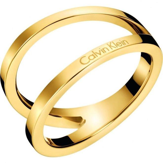 Calvin Klein ring Outline KJ6VJR100107