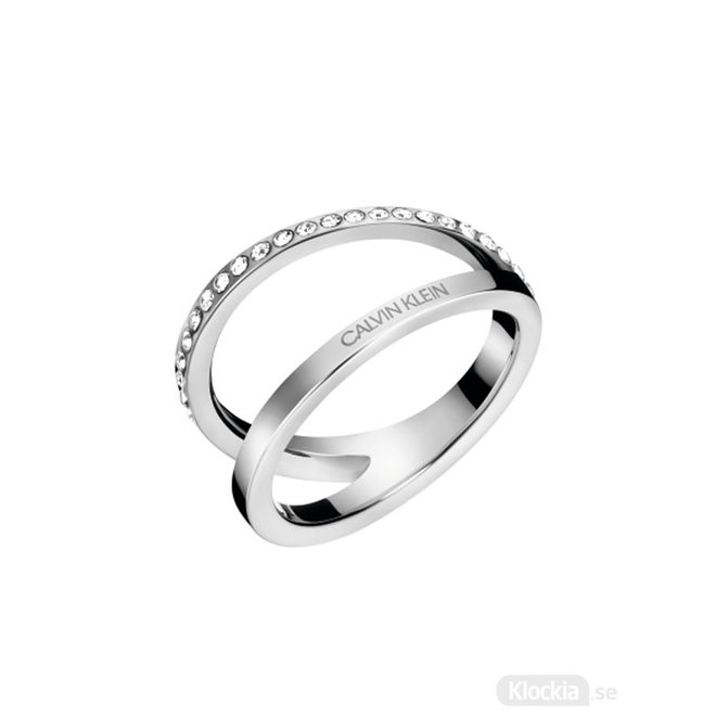 Calvin Klein ring Outline KJ6VMR040107